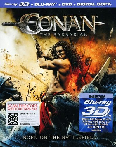 Conan the Barbarian (2011) (3D)