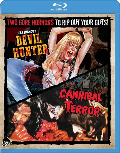 Devil Hunter /  Cannibal Terror