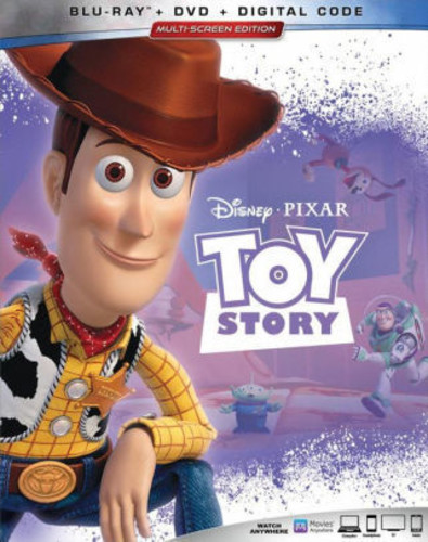 Toy Story [Movie] - Toy Story
