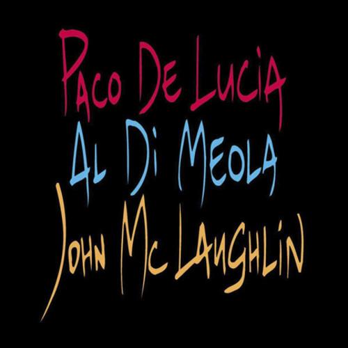 De Paco Lucia / Di Meola,Al / Mclaughlin,John - Guitar Trio