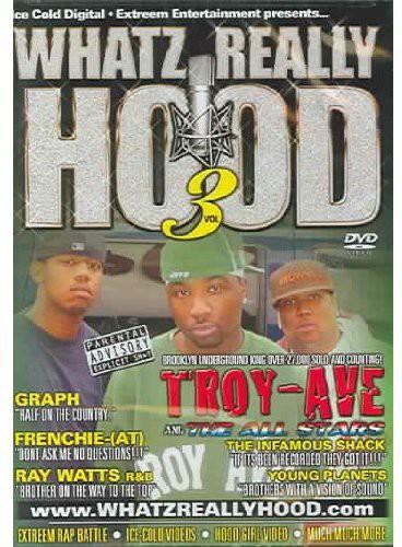 Whatz Really Hood: Volume 3
