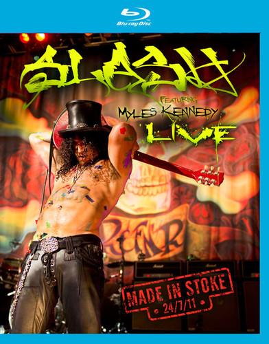Slash - Made In Stoke 24/07/11 [Import]