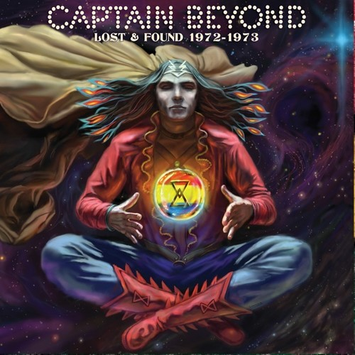 Captain Beyond - Lost & Found 1972-1973