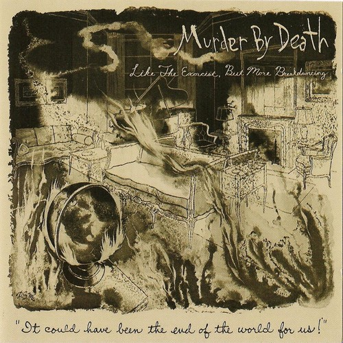 Murder By Death - Like The Exorcist But More Breakdancing [Limited Edition LP]