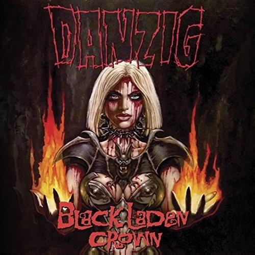 Danzig - Black Laden Crown [LP]