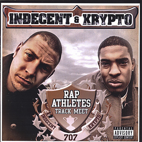 Rap Athletes Track Meet