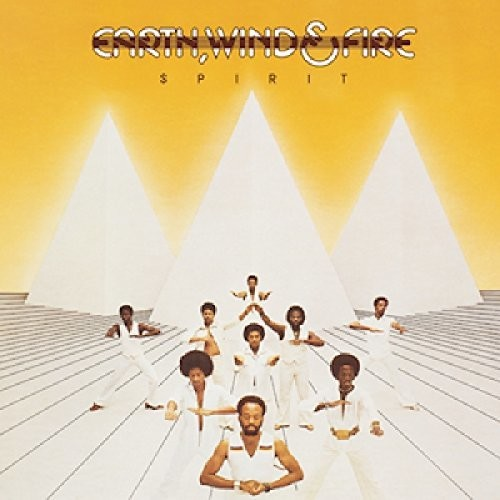 Earth Wind & Fire - Spirit + 5 (Hol)