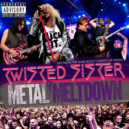 Twisted Sister - Metal Meltdown [Blu-ray/CD/DVD]