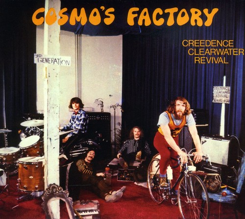 Cosmo's Factory [Remastered] [Bonus Tracks] [Digipak]