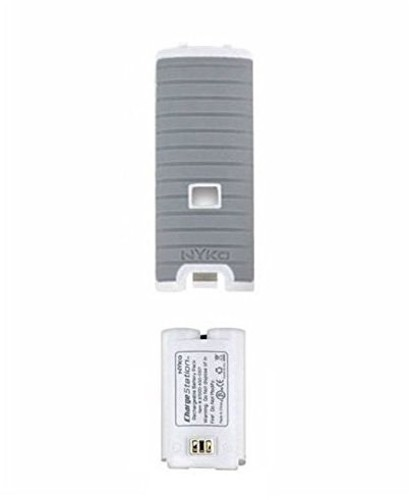 - Nyko Battery Kit Nintendo Wii