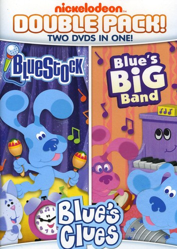 Blue's Clues Double Feature: Blue's Big Band /  Bluestock