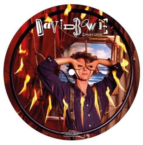 David Bowie - Zeroes (2018) (Radio Edit) / Beat Of Your Drum [Picture Disc Single]