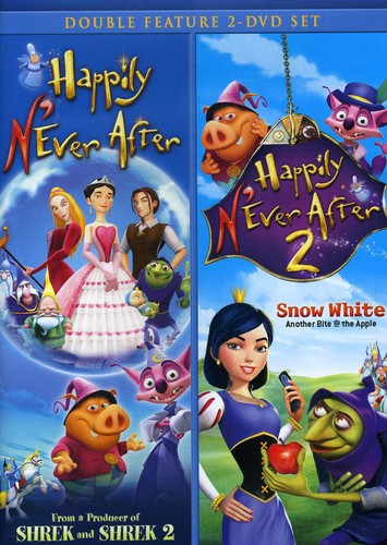 Happily N'ever After 1 and 2