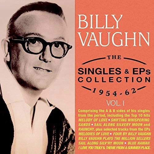 Billy Vaughn - Singles & EPs Collection 1954-62
