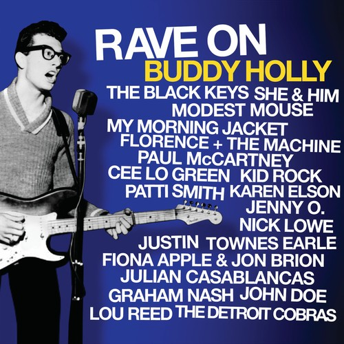 Rave On Buddy Holly - Rave On Buddy Holly