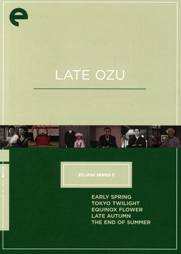 Late Ozu (Criterion Collection - Eclipse Series 3)
