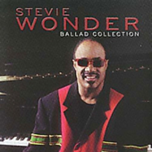 Stevie Wonder-Ballad Collection