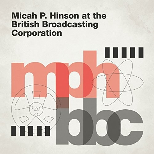 Micah P. Hinson - At The British Broadcasting Corporation [LP]