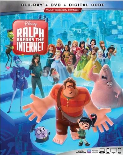 Wreck-It Ralph [Movie] - Ralph Breaks The Internet
