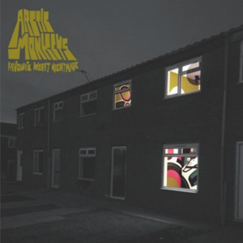 Arctic Monkeys - Favourite Worst Nightmare [Vinyl]