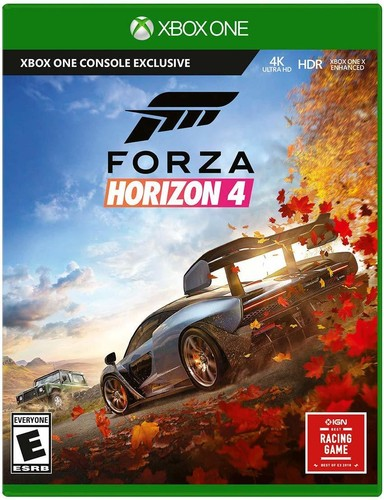 Xb1 Forza Horizon 4 - Forza Horizon 4 for Xbox One