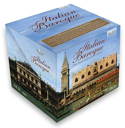 Italian Baroque: Instrumental Edition /  Various