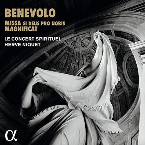 Missa Si Deus Pro Nobis /  Magnificat