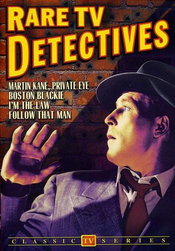 Rare TV Detectives