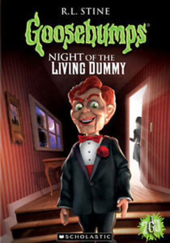 Goosebumps - Goosebumps: Night of the Living Dummy