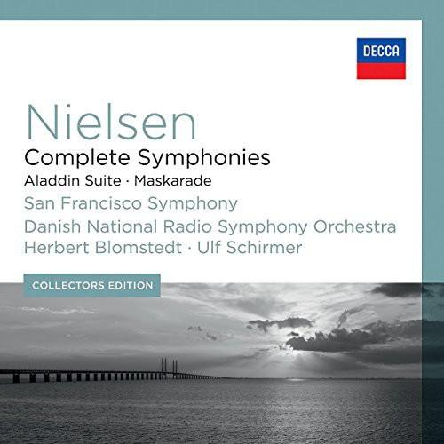 Coll Ed: Neilsen Complete Symphonies /  Aladdin