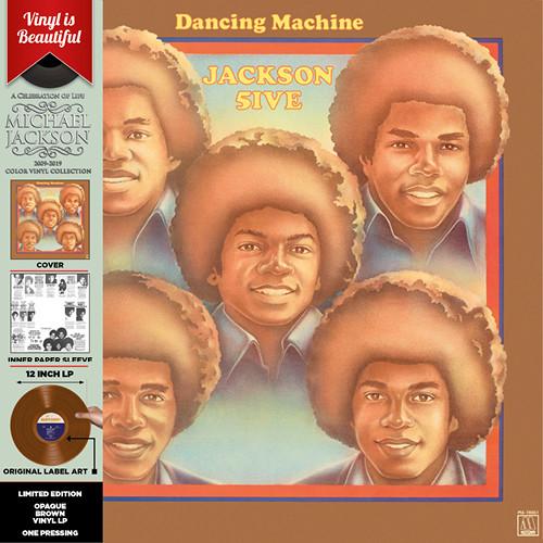 Jackson 5 - Dancing Machine (Brwn) [Limited Edition] [Reissue]