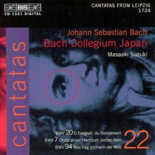 Complete Cantatas 22