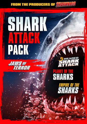 Shark Attack Pack: Jaws of Terror