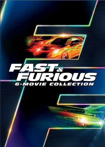 Fast and Furious 6-Movie Collection
