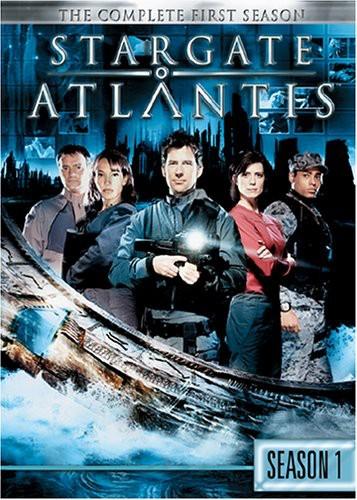 Stargate Atlantis: Season 1