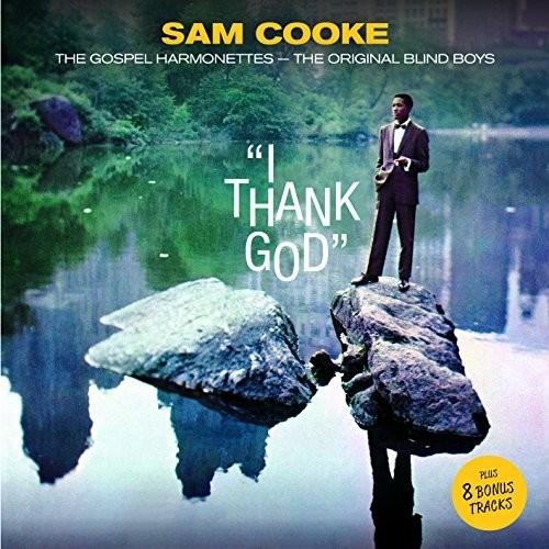 Sam Cooke - I Thank God + 8 Bonus Tracks (W/Book) [Remastered] (Spa)