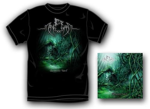 Manegarm - Urminnes Havd (T-Shirt L)