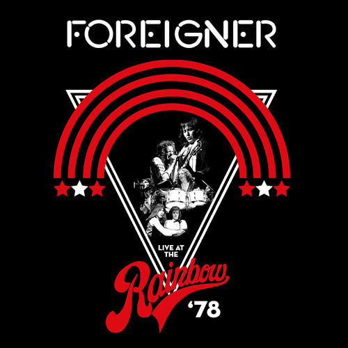 Foreigner - Live At The Rainbow '78