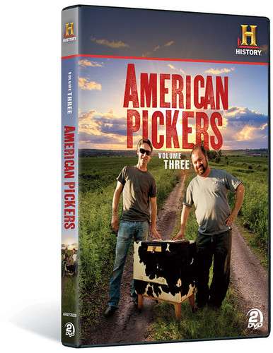 American Pickers: Volume Three