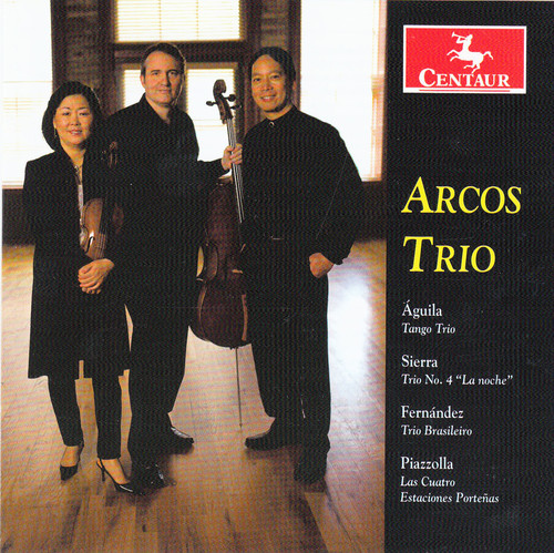 Arcos Trio-Latin American Pno Trios