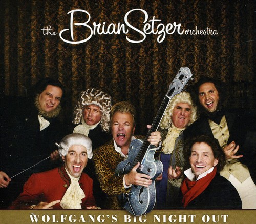 Brian Setzer-Wolfgang's Big Night Out