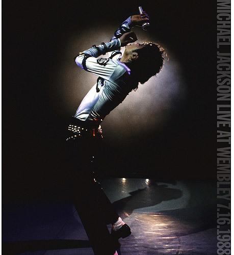 Michael Jackson - Michael Jackson Live At Wembley 7.16.1988