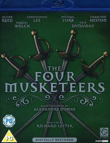 The Four Musketeers [Import]