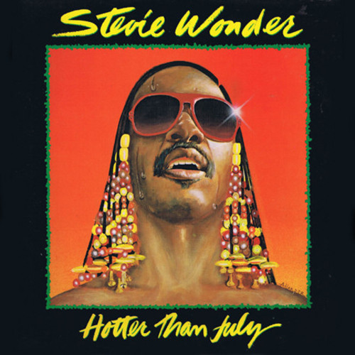 Stevie Wonder - Hotter Than July [Vinyl]
