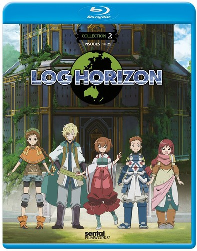 Log Horizon: Collection 2