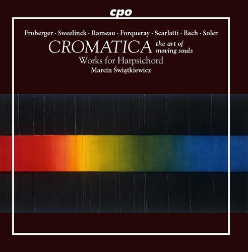Marcin Swiatkiewicz - Cromatica - the Art of Moving Souls
