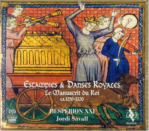 Estampies Et Danses Royales
