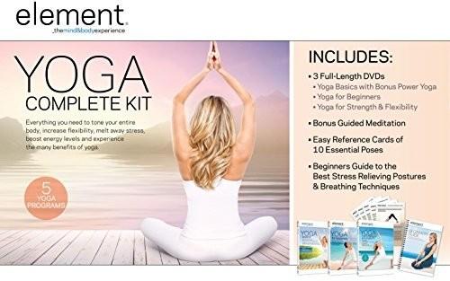 Element: Complete Yoga Kit