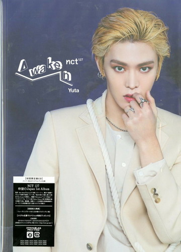 NCT 127 - Awaken (Yuta Version) [Import]