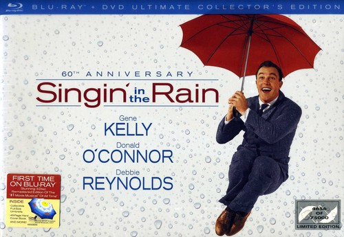 Singin in the Rain: 60th Anniversary Ultimate Collector's Edition
